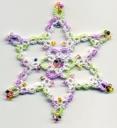Garden snowflake