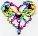 Fringe heart