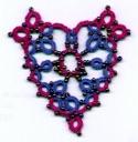 Heart brass